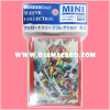 Bushiroad Sleeve Collection Mini Vol.37 : Dragonic Kaiser Vermillion x53