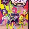 My little Pony The Movie : Equestria Girls Rainbow Rocks / มายลิตเติ้ลโพนี่ เดอะมูวี่ ภาค ก๊วนสาวร็อคแห่งอเควสเทรีย