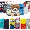 (006-024)เคสมือถือไอโฟน case iphone 6/6S เคสนิ่มการ์ตูน 3D น่ารักๆ