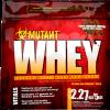 Mutant Whey 2.27 kg/ 5lbs - 5ปอนด์