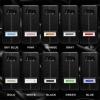 (436-319)เคสมือถือไอโฟน Case Samsung S8+ เคสนิ่มลายหนังสุดเท่ห์แฟชั่นขาตั้งหลากสี