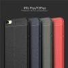 (025-812)เคสมือถือ Case OPPO A59/A59s/F1s เคสนิ่มซิลิโคนลายหนังสไตส์เรียบหรู
