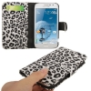 Case เคส Leopard Samsung Galaxy Grand Duos (i9082)(Grey)