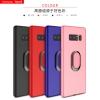 (025-612)เคสมือถือซัมซุง Case Samsung Galaxy Note8 เคสนิ่มซิลิโคนแฟชั่นแหวนมือถือยึดติดกับแม่เหล็กได้ หมุนได้ 360 ํ