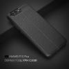 (025-839)เคสมือถือ Huawei P10 Plus เคสนิ่มซิลิโคนลายหนังสไตส์เรียบหรู