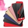 (025-927)เคสมือถือวีโว Vivo X7 plus เคสคลุมรอบป้องกันขอบด้านบนและด้านล่างสีสันสดใส