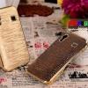 (005-008)เคสมือถือ Samsung Galaxy Cooper S5830 เคสพลาสติกเคลือบสีเงาโลหะ