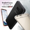 (643-003)เคสมือถือไอโฟน Case Samsung S8+ เคสพรีเมี่ยมกันกระแทก RingKe TPU+PC ยอดฮิต