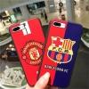 (436-306)เคสมือถือไอโฟน Case iPhone 7 Plus/8 Plus เคสนิ่มลายทีมฟุตบอล