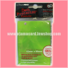 Ultra•Pro Small Deck Protector / Sleeve - Lime Green 60ct.