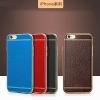 (509-001)เคสมือถือไอโฟน case iphone 5/5s/SE เคสนิ่มขอบแววพื้นหลังลายหนังสวยๆ ยอดฮิต