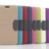 (433-003)เคสมือถือซัมซุง Case Samsung Galaxy S7 Edge เคสเคสนิ่มฝาพับ PU สไตล์สมุดเปิดด้านข้างทูโทน