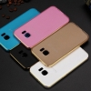 (388-091)เคสมือถือซัมซุง Case Samsung S6 เคสกรอบโลหะขอบทอง