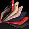 (025-907)เคสมือถือ Huawei P10 Plus เคสคลุมรอบป้องกันขอบด้านบนและด้านล่างสีสันสดใส