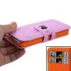 Case เคส Grid iPhone 5(Pink)