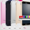 (140-006)เคสมือถือซัมซุง Samsung Galaxy Mega2 เคสโลหะทูโทน