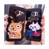 (665-002)เคสมือถือซัมซุงโน๊ต Case Note3 เคสนิ่มลายการ์ตูนน่ารักๆ ลายแมวลายสุนัข