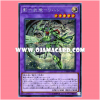 DBSW-JP006 : Shadow Six Samurai - Rihan / Shadow Six Warmen - Rihan (Secret Rare)