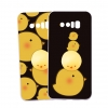 (616-030)เคสมือถือซัมซุง Case Samsung Galaxy Note8 เคสตัวนุ่มนิ่ม บี้ๆน่ารักๆ Trending Squishy 3D Destress