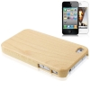 Maple Wood Material Case iPhone 4 & 4S
