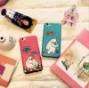 (151-406)เคสมือถือไอโฟน case iphone 6/6S เคสนิ่มการ์ตูน moomin