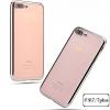 (025-205)เคสมือถือไอโฟน Case iPhone 7 เคสนิ่มใสขอบแวว