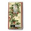 กระดาษแนปกิ้น กระดาษเดคูพาจ 20x20 Christmas 01258