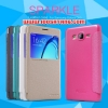 (385-071)เคสมือถือซัมซุง Case Samsung Galaxy On5 เคสพลาสติกพรีเมี่ยมโชว์หน้าจอแบรนด์ Nillkin SPARKLE