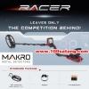 เครื่องค้นหาทอง Makro Racer Standard Metal Detectors