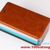 (352-003)เคสมือถือ OPPO R7/R7 Lite ฝาพับเทกเจอร์หนังมันเงา PU สไตล์ MOFI