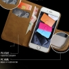 (652-001)เคสมือถือซัมซุง Case Samsung J7+/Plus/C8 เคสฝาพับวัสดุหนัง PU