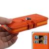 Case เคส Grid iPhone 5 (Orange)