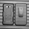(002-107)เคสมือถือซัมซุง Case Samsung Galaxy J7 เคสนิ่ม+พื้นหลังประกบแบบพลาสติก+มีขาตั้ง+ที่เหน็บเอวสไตล์กันกระแทก