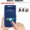 (005-059)เคสมือถือ Case OPPO Mirror 3 เคสพลาสติกสมุดเปิดข้างฝาพับ PU ลายผ้าไหมโชว์ 2 หน้าจอ