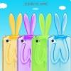 (399-005)เคสมือถือวีโว Vivo X5 Pro เคสนิ่มใสกระต่ายหูยาว 3D ตั้งโทรศัพท์ได้