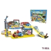 TY-0016 Roy Fire Headquarters -PlaySet