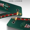 (477-011)เคสมือถือซัมซุง Case Samsung S7 Edge เคสนิ่มลายกระบองเพชร 3D