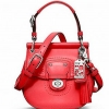 COACH 23706 LEATHER MINI WILLIS