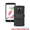 (002-072)เคสมือถือ Case LG G4 Stylus เคสพลาสติกกันกระแทกรุ่นขอบสี