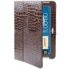 Case เคส Crocodile Samsung Galaxy Note 10.1 (N8000)(Coffee)
