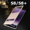 (607-003)เคสมือถือไอโฟน Case Samsung S8+ เคสพลาสติกฝาพับ PU โชว์หน้าจอคลาสสิคสวยๆ