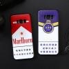 (593-005)เคสมือถือไอโฟน Case Samsung S8+ เคสนิ่มลายซองบุหรี่