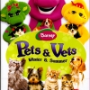 Barney: Pets & Vets: Winter & Summer - บาร์นนี่ ตอน สัตว์เลี้ยงเพื่อนรัก และ สัตวแพทย์ / ฤดูหนาวหรรษา และ ฤดูร้อนแสนสนุก