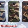 (385-007)เคสมือถือซัมซุงโน๊ต Case Note4 เคสกันกระแทกแบบหลายชั้นลายพรางทหาร