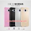 (140-009)เคสมือถือซัมซุง Case Samsung A8 เคสโลหะพรีเมี่ยมคลาสสิคพื้นหลังอะคริลิค