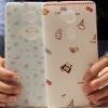 (440-077)เคสมือถือ Case Huawei GR5 เคสนิ่มใสลายสวยๆ น่ารักๆ ยอดฮิต