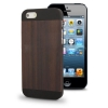 Case เคส Mahogany Wood iPhone 5