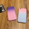 (483-004)เคสมือถือไอโฟน case iphone 6/6S เคสพลาสติกขอบนิ่ม Frosted soft-shell