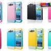 (308-005)เคสมือถือซัมซุง Samsung Galaxy S3 เคสทูโทนขอบนิ่ม