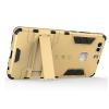 (002-158)เคสมือถือ Case Huawei P9 Plus เคสพลาสติกสไตล์ IronMan